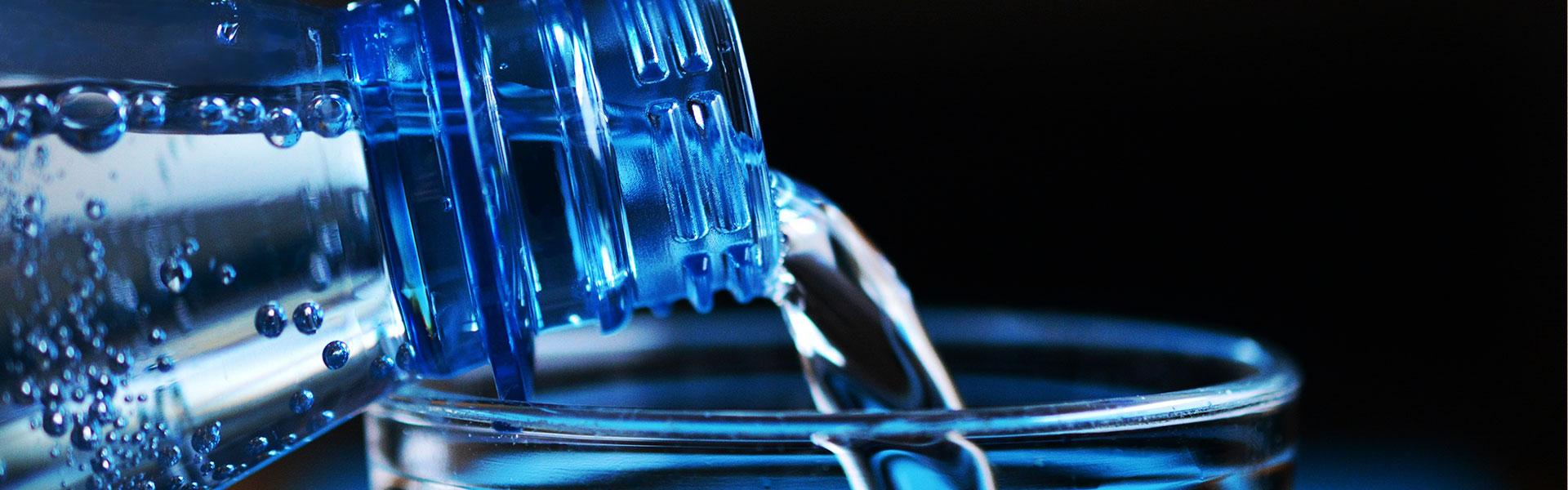 Água com Gás é saudável