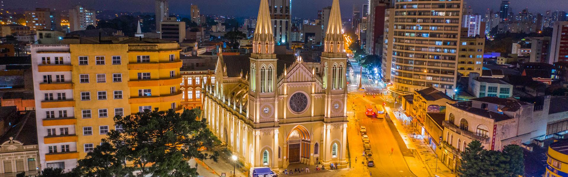 Catedral Basílica de Curitiba
