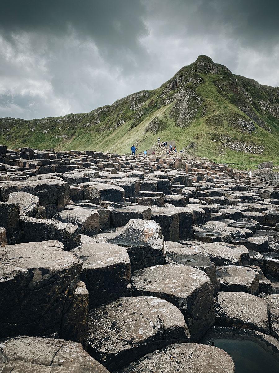 The Giant's Causeway - Irlanda do Norte