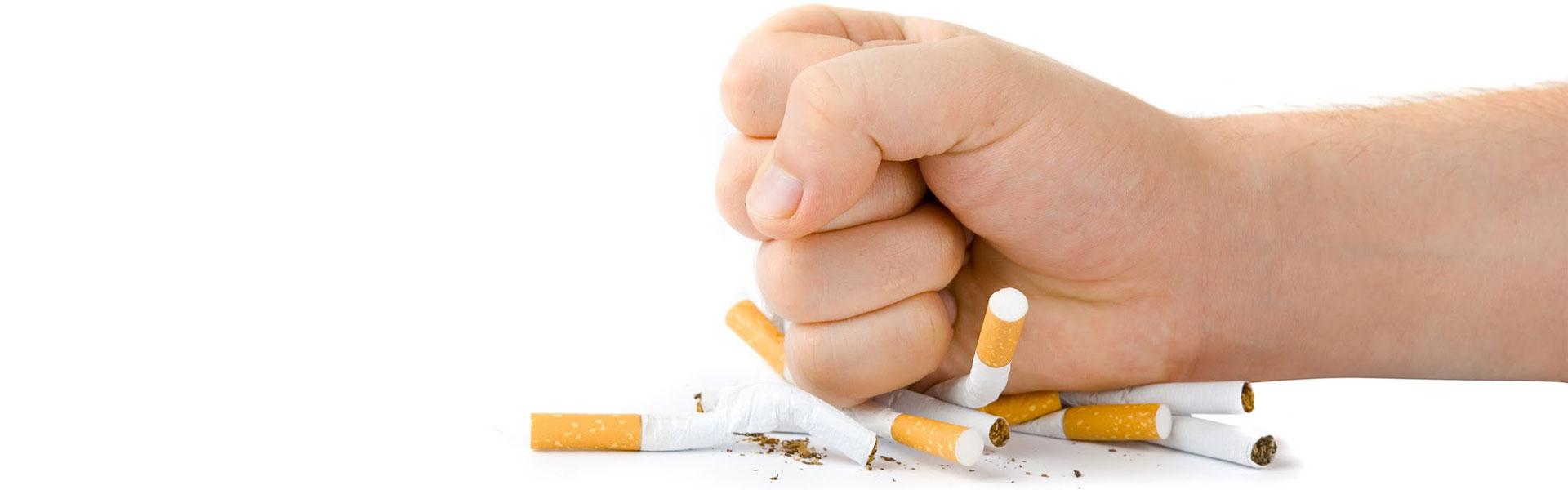 Receitas caseiras para parar de fumar